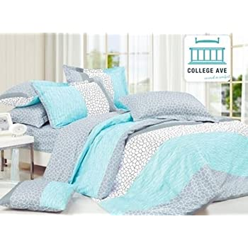 extra long twin comforter Amazon.com: Dove Aqua Comforter Set   Twin XL Twin Extra Long  extra long twin comforter