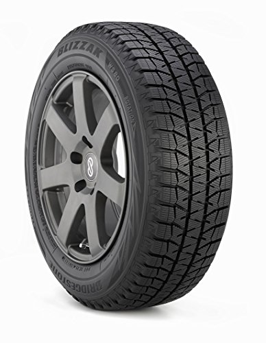 Bridgestone Blizzak WS80 Winter Radial Tire - 225/60R16 98H by Bridgestone