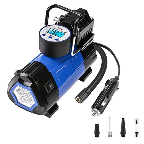 DEKO Portable Air Compressor Pump,12V Digital Tire for sale  Delivered anywhere in USA
