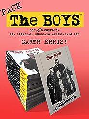 Pack The Boys Coleção Com Bookplate Autografado