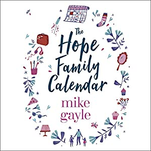 The Hope Family Calendar Audiobook