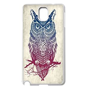 kimcase Custom Owl Cover Case for Samsung Galaxy Note3 N9000