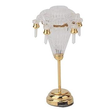 Amazon.es: KEYREN Mini lámpara de Techo 1/12 DIY simulación ...