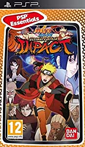 Naruto Shippuden: Ultimate Ninja Impact - Essentials: Amazon ...