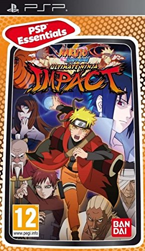 Naruto Shippuden: Ultimate Ninja Impact - Essentials: Amazon ...