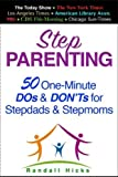 img - for STEP PARENTING: 50 One-Minute DOs and DON'Ts for Stepdads and Stepmoms book / textbook / text book