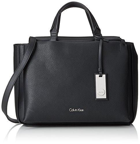 Calvin Klein Jeans - Carri3 Duffle, Borsa con Maniglia Donna Nero