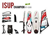 Aqua Marina Champion Windsurf Inflatable Stand-up Paddle Board (Sail Rig Included)