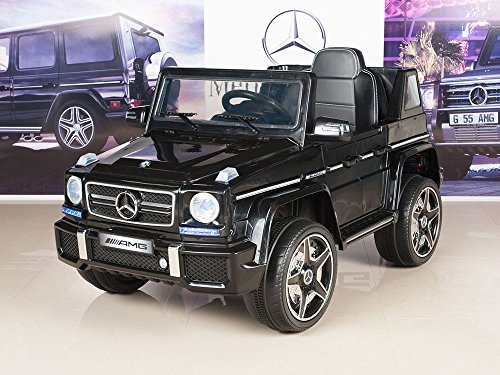 Mercedes Benz G63 12v Electric Power Ride On Kids Toy Car Truck W