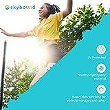 SkyBound Trampoline Net Fits Round 15 Ft. Frames