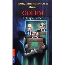 001-golem - magic berber