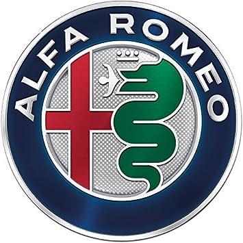 Emblem Für Motorhaube 74 Mm 145 146 147 156 159 Giulietta Mito Auto