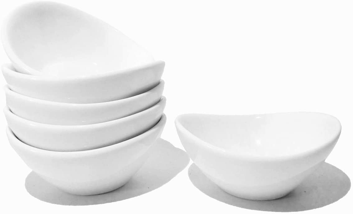 Seasoning Dish Bowl Dish Dip Saucers Ketchup Splice Dish Snack Plate Saucers SJ