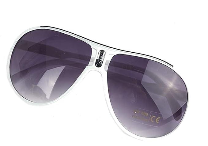EVRYLON - Gafas de sol para niño 4 6 8 10 años en forma de ...