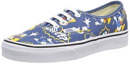 Vans x Disney Men Authentic - Donald Duck (navy) 3.5