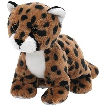 a1ca9b9fd23 Amazon.com  TY Beanie Baby - CHITRAKA the Cheetah (Internet ...