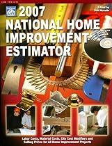 2007 National Home Improvement Estimator