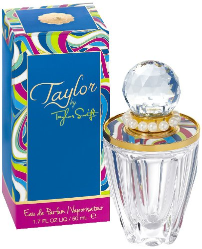 Taylor Swift Eau de Parfum Spray, Taylor, 1.7 - Swift Taylor Style Retro