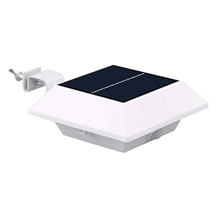 Amazon.com: XNCH Luz Solar al aire libre LED Cuerpo Sensores ...