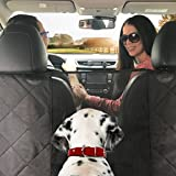 Dog Car Seat Cover Hammock Style and Cargo Liner for Mid Size Cars and SUV's .The Original Design You Can See Your Pet & Your Pet Sees You with The Clearview Window-Keeps Your Pet Calm (Mid size) Review