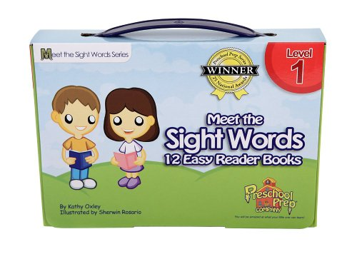 Meet the Sight Words - Level 1 - Easy Reader