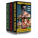 Steamy Grimm Fairy Tales Bundle Books 1-3: Featuring: Cinder Ed and the Princess, Three Naughty Gnomes and the Lovely Maid (Twisted Menage), Four Naughty ... Menage) (Steamy Grimm Tales Book 4)
