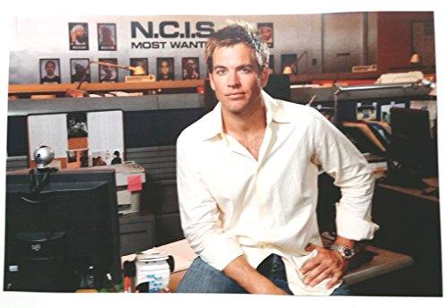NCIS Michael Weatherly in bullpin 11 x 17 Poster #2 (Ncis Wickersham)