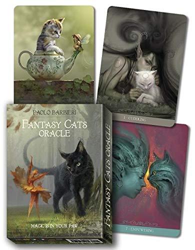 - Barbieri Fantasy Cats Oracle