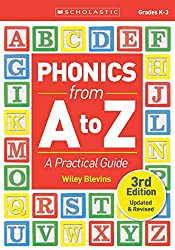 Image of the product Phonics From A to Z 3rd that is listed on the catalogue brand of Scholastic.