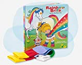 Hallmark Storybook: Rainbow Brite and the Very Brave Day