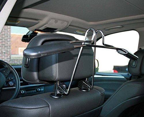 zento deals chrome car seat coat rack hanger import it all. Black Bedroom Furniture Sets. Home Design Ideas