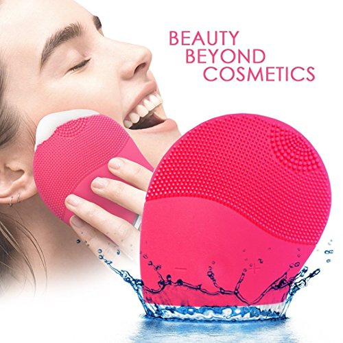 The Clean Machine Sonic Face Cleanser and Massaging Skin Care Brush. Waterproof Portable Rechargeable. And 1\3 the price of our expensive competition.