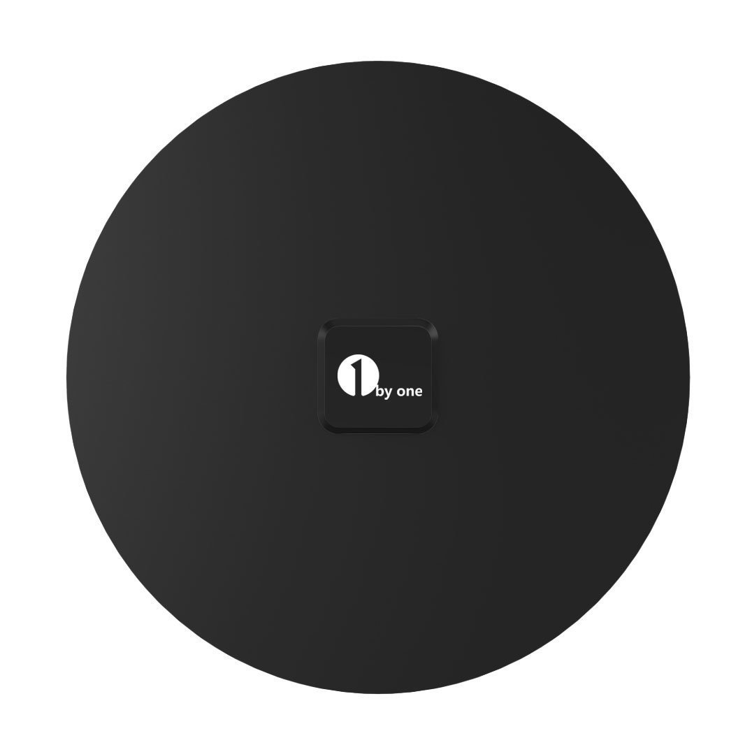 1byone 35 Miles HDTV Antenna Omni-directional TV Antenna with 10 Feet High Performance Cable by 1byone (Image #1)