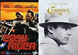 The Jack Nicholson Classics Collection - Chinatown & Easy Rider 2-DVD Bundle