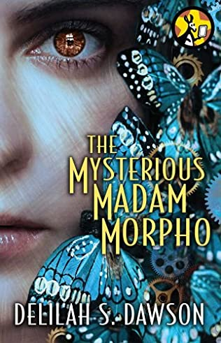 book cover of The Mysterious Madam Morpho