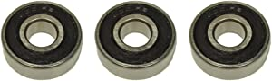 Rainbow Main Motor Bearing, Fits: Upper and Lower Armature, D3A/C