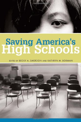 Saving America's High Schools (Urban Institute Press)