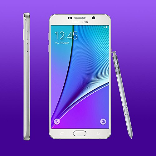Samsung Galaxy Note 5 N920A 32GB GSM Unlocked Cellphone, White Pearl