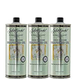 Salute Santé! Grapeseed Oil in Steel Can (33oz Pack of 3)