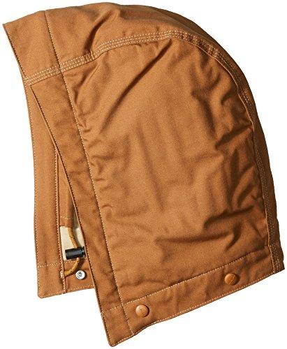 Carhartt Men's Flame-Resistant Quick Duck Hood, Brown, One ()