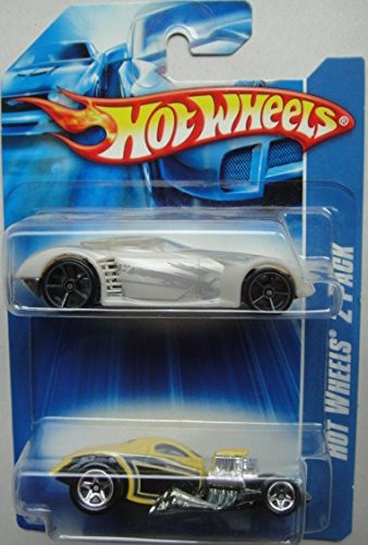 HOT WHEELS EXCLISIVE 2 PACK COVELIGHT AND 1/4 MILE COUPE DIE-CAST SET ()