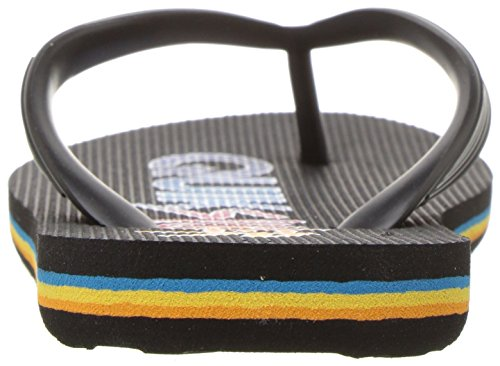 Pictures of Quiksilver Kids' Molokai Wordmark Youth Sandal 12 M US 8