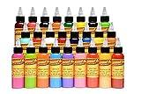 Eternal tattoo ink Sets /Grey wash set - Pick yours (Top 25 color set- 1oz)