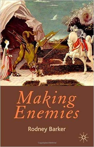 making enemies barker rodney