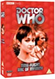 Doctor Who - Time-Flight and Arc of Infinity [Import anglais]
