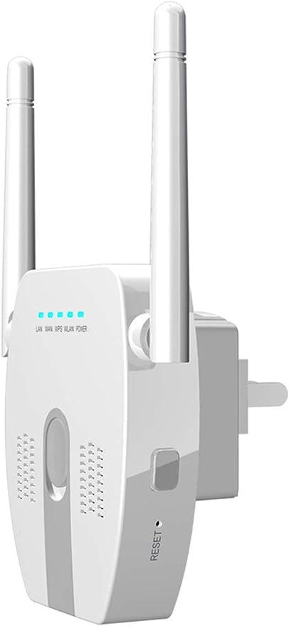 Deevin Repetidor Mini WiFi Digital de 2 Piezas, Amplificador ...
