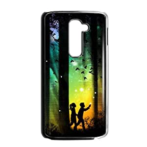 LG G2 Phone Case Covers Black Born to Run OWD Protective Cell Phone Cases