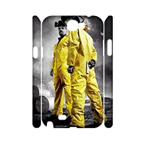 Breaking Bad Unique Design 3D Ipod Touch 4 ,custom cover case ygtg320898