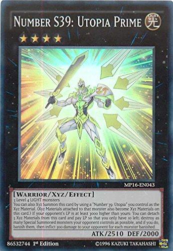 yugioh cards number 39 utopia - 9