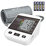 Blood Pressure Monitor for Home Use with Large LCD Display,Annsky Digital Upper Arm